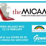 INVITATION TO THE MICAM